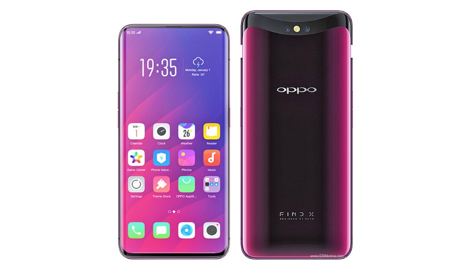 OPPO Find Xaac